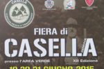 """""""FIERA DELLA CACCIA"""" 19-21 GIUGNO 2015 CASELLA (GE)"""
